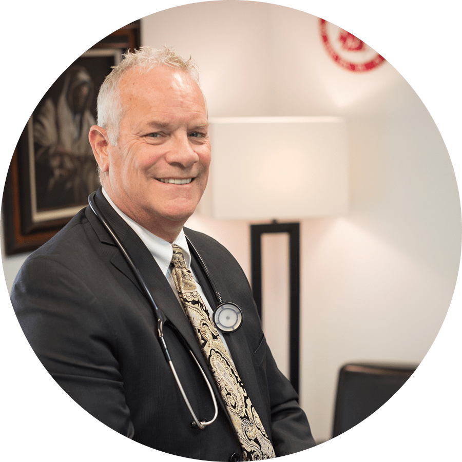 Richard Edgerly, MD - Family Doctor - Yakima, WA