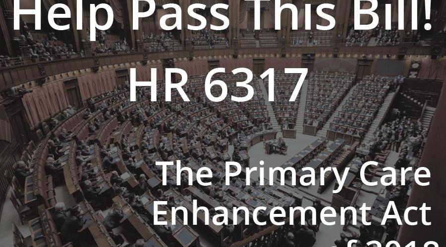Pass HR Bill 6317