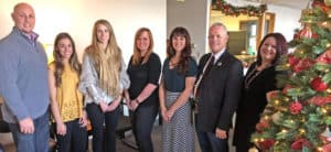 Assurance Healthcare & Counseling Center Staff Team Christmas Picture